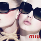 Já conhece a nova coleção de óculos de sol Miu Miu?