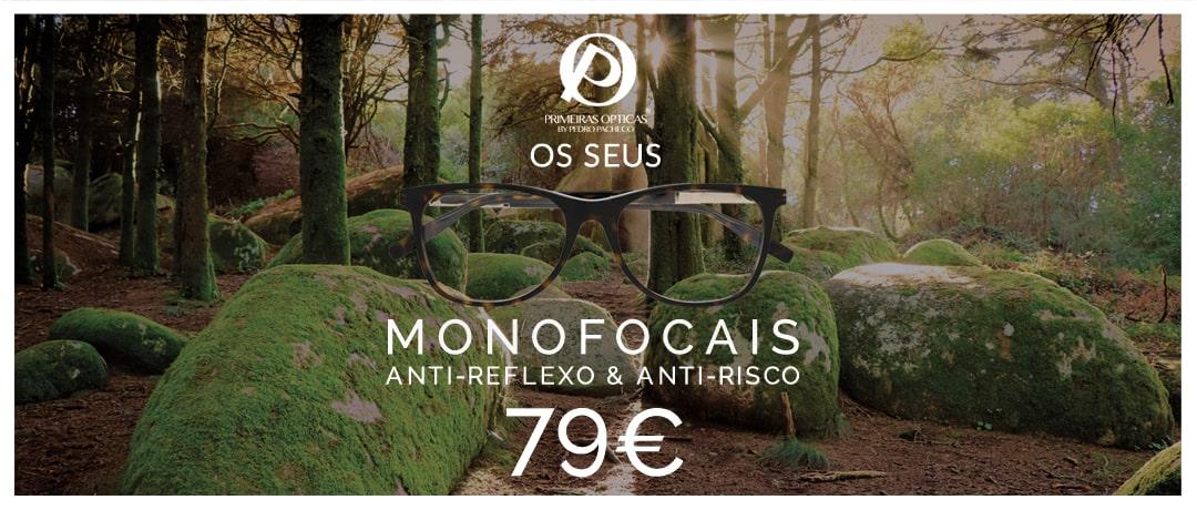 campanhas de oculos monofocais