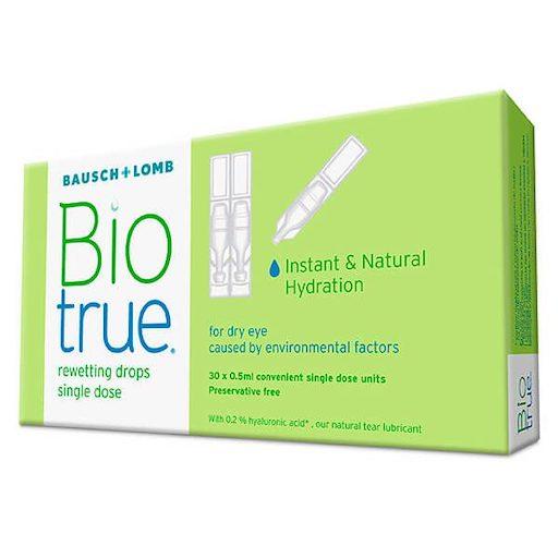 Biotrue Gotas Oculares Multidoses