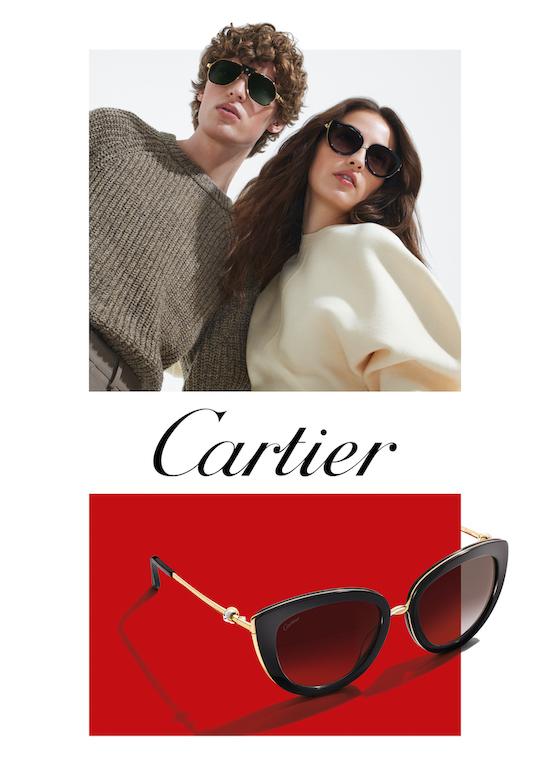 Oculos de sol de mulher Cartier