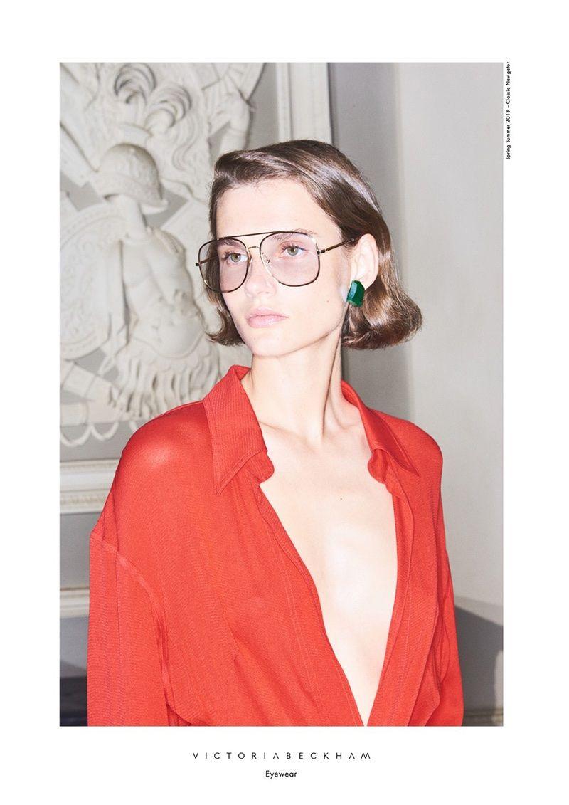 Vitoria Beckham eyewear